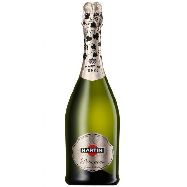 Martini Vin Spumant Alb Prosecco Sparkling Sec 0.75L 10500163
