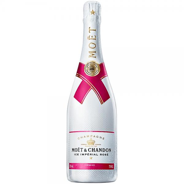 Moet&Chandon Sampanie RoseIce Imperial Alcool 12% 0.75L 10505415