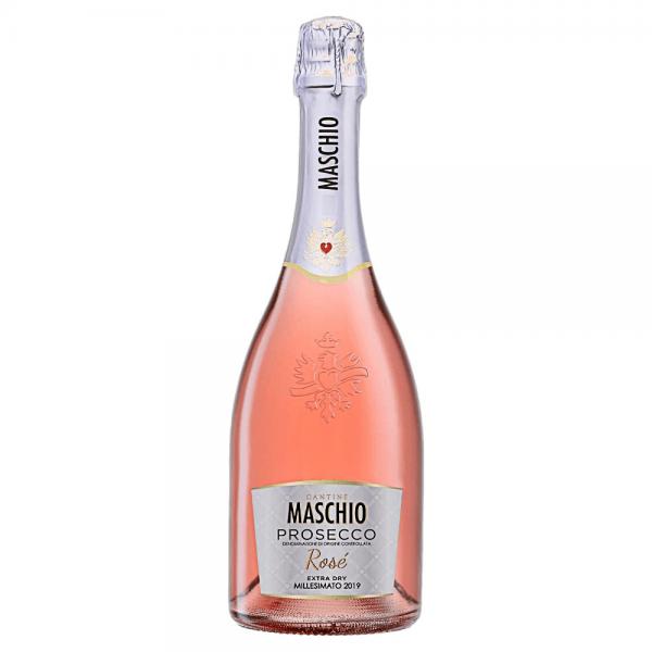 Maschio Prosecco Vin Rose Spumant Extra Dry Machio 0.75L 10506147