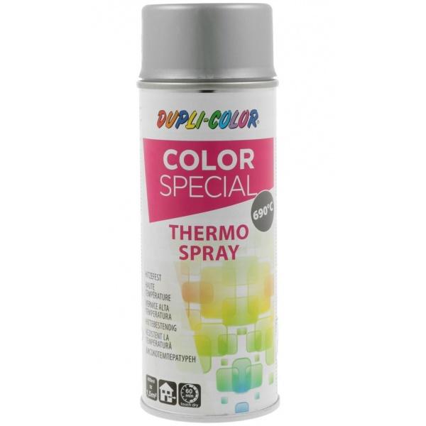 Spray Vopsea Dupli-Color Color Special Thermo Spray Argintiu 690°C 400ML 651465