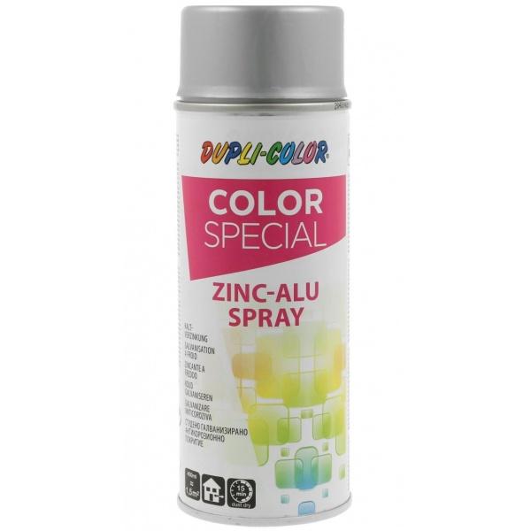 Spray Vopsea Dupli-Color Color Special Zinc-Aluminiu Spray 400ML 652257