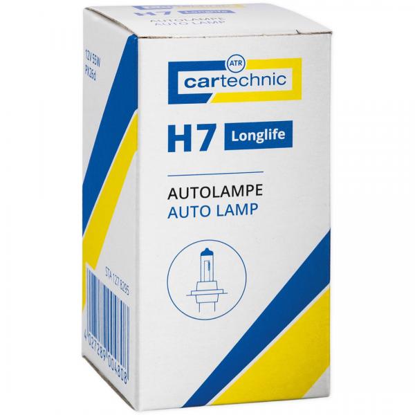Bec Cartechnic H7 12V 55W Longlife CART004808