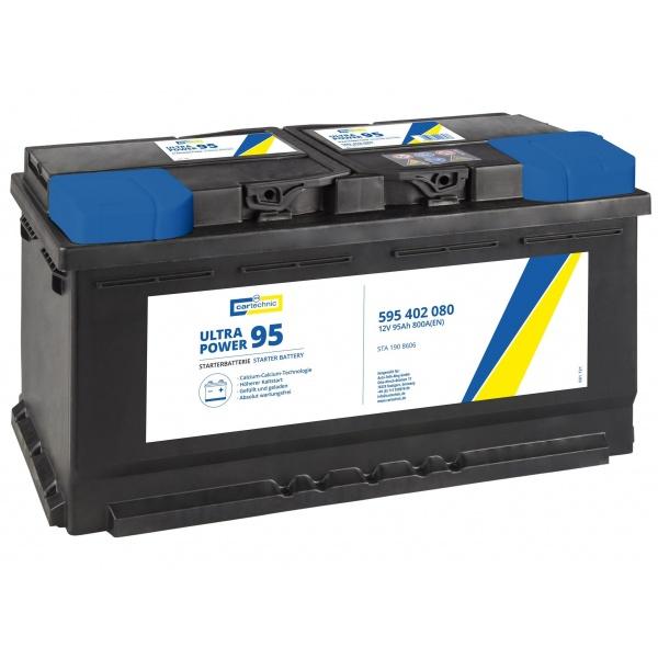 Baterie Cartechnic Ultra Power 95Ah 800A 12V CART595402080