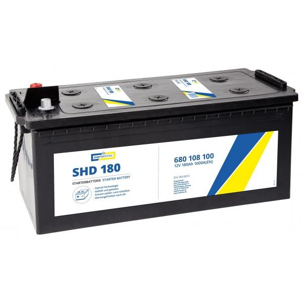 Baterie Cartechnic Ultra Power SHD 180Ah 1000A 12V CART680108100