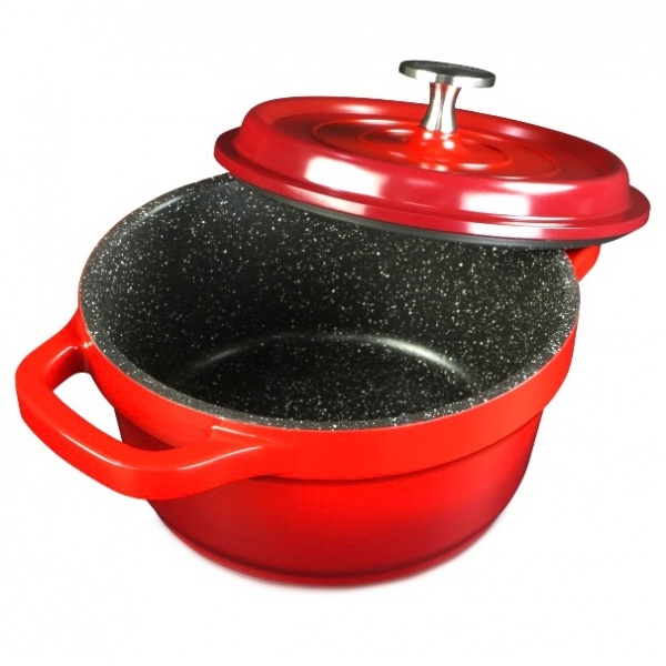 Cratita + Capac 1.2L Heinner Home Chef 31517525
