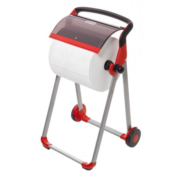 Tork Dispenser Stativ Podea Rola Lavete Industriale 652008