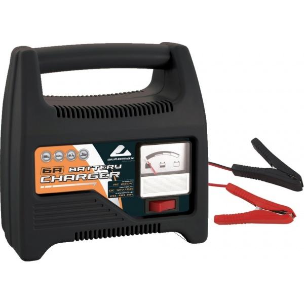 Redresor Baterie Automax 12V 6A 0763