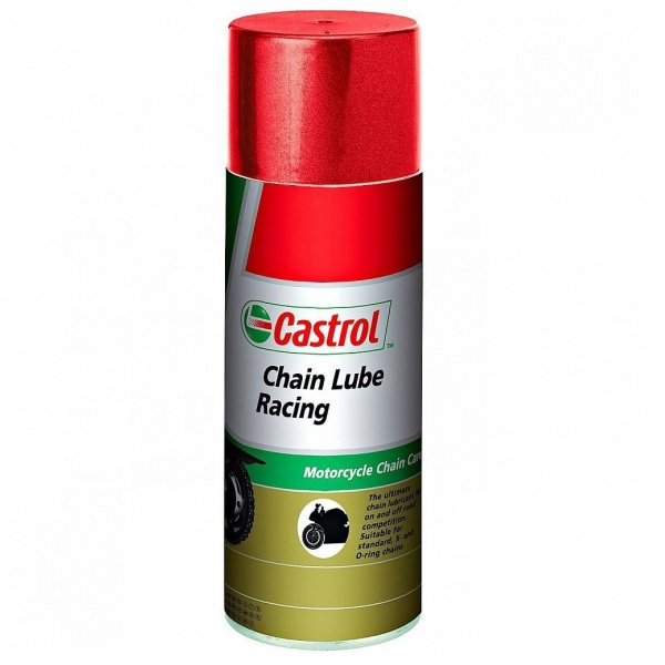 Castrol Spray Ungere Lant Moto Chain Lube Racing 400ML