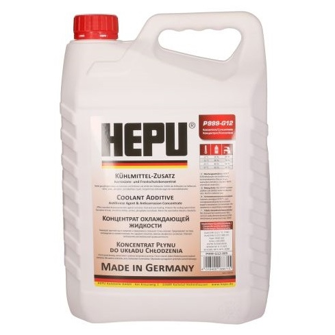 Antigel Hepu G12 5L