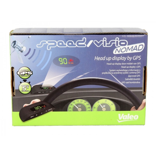Head-Up Display By Gps Valeo Speed / Visio Nomad 632051
