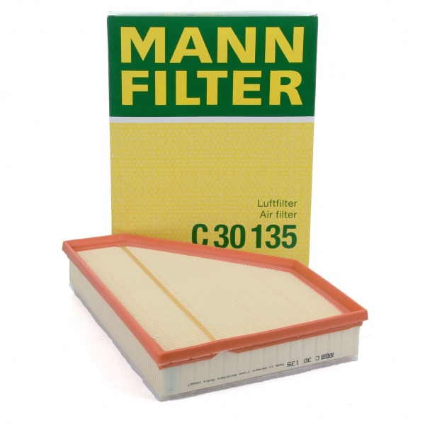 Filtru Aer Mann Filter Bmw Seria 1 E81 2006-2011 C30135