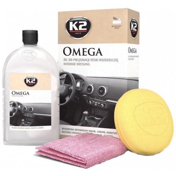 K2 Kit Intretinere Bord Premium Omega 500ML G410