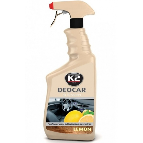 K2 Odorizant Deocar Lemon 700ML M115LM