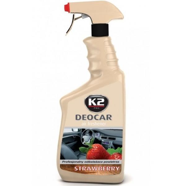 K2 Odorizant Deocar Strawberry 700ML M115SM