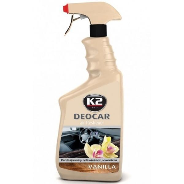 K2 Odorizant Deocar Vanilla 700ML M115VM
