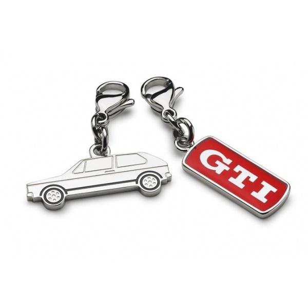 Set 2 Buc Pandantive Bijuterii Oe Volkswagen Golf 1 GTI 5KA050850