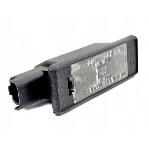 Lampa Numar Inmatriculare Am Citroen C3 2 2009→ 6340F0
