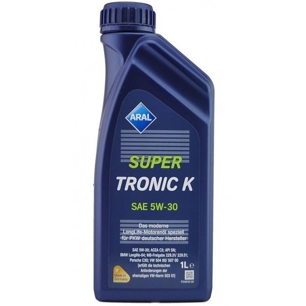 Ulei motor Aral Super Tronic K 5W-30 1L