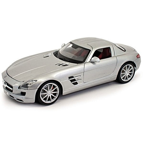 Macheta Welly Nex Mercedes-Benz SLS AMG 43627F-CW