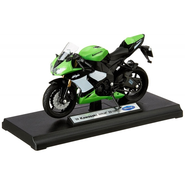 Macheta Welly Kawasaki Ninja ZX-10R 12809PW