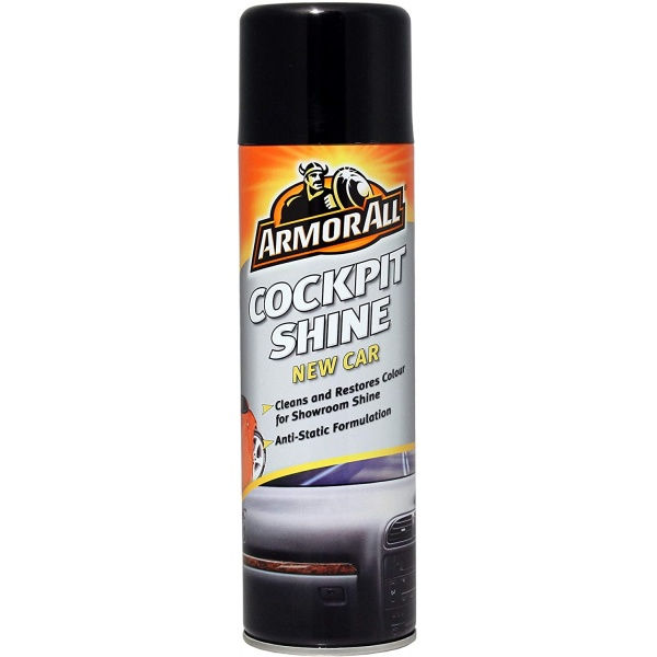 ArmorAll Spray Protectie Bord New Car 500ML GAA83500EN