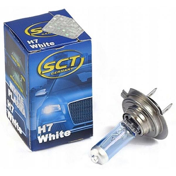 Bec Sct Germany H7 12V 55W PX26D Super White 202136