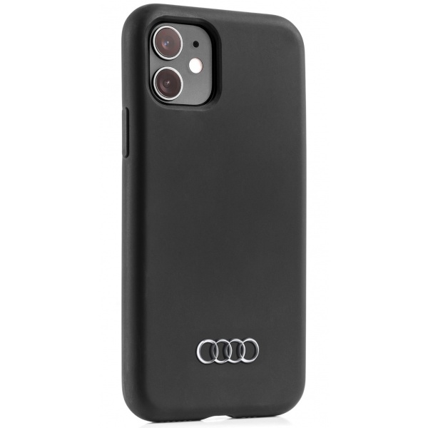 Husa Telefon iPhone 11 Oe Audi Negru 3222000200