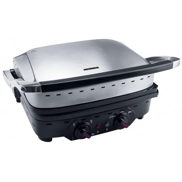 Gratar Electric Heinner Putere 1800W Indicatori Luminosi HEG-1800XMC 41502057