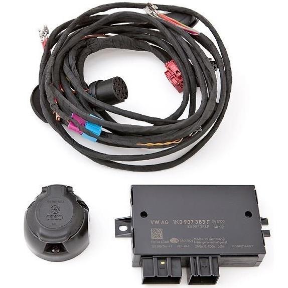 Set Cablu Carlig Remorcare Oe Volkswagen Amarok→ 2010 2H5055202A