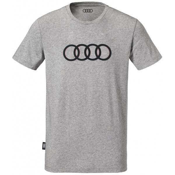 Tricou Barbati Oe Audi Gri Marimea L 3131701814