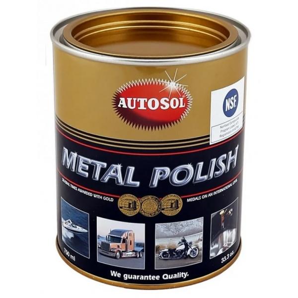Autosol Metal Polish 750G 5529060