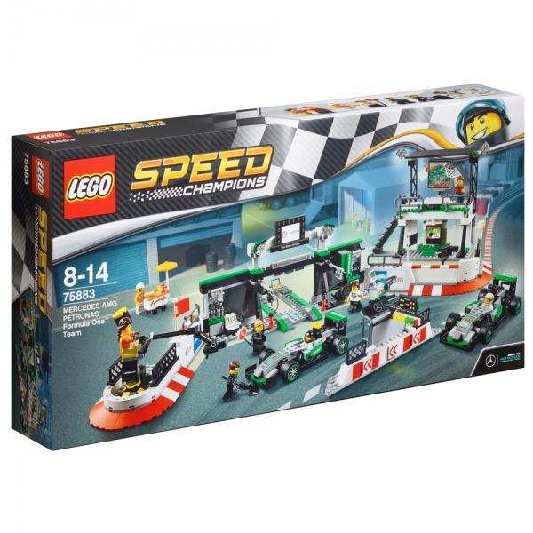 Lego Oe Mercedes-Benz Amg Petronas Motorsport B66960450
