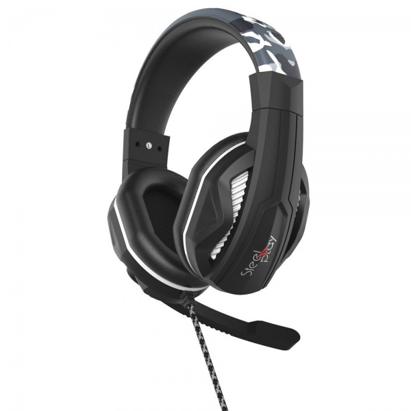Steelplay Casti Gaming HP42 Microfon Negru 46500892