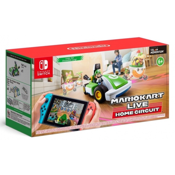 Nintendo Mario Kart Home Circuit - Luigi 46500942