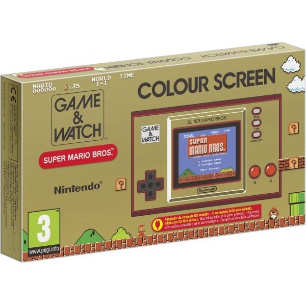 Nintendo Consola Portabila Game & Watch Super Mario Bros 46500958