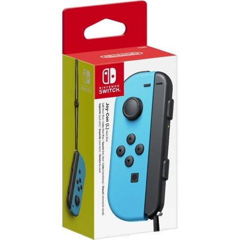 Nintendo Switch Joy-con Left Neon Blue 46500976