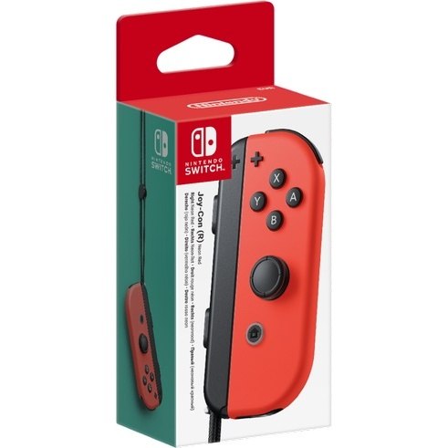 Nintendo Switch Joy-con Right Neon Red 46500977
