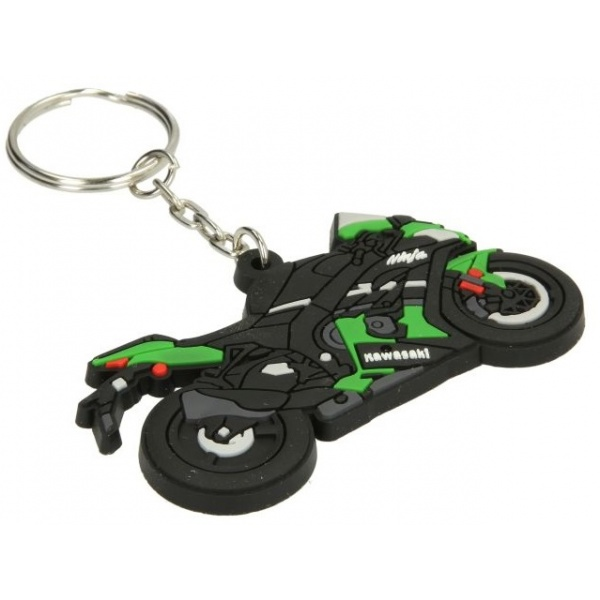 Breloc Cheie Bike It Kawasaki ZX10R KEYR114