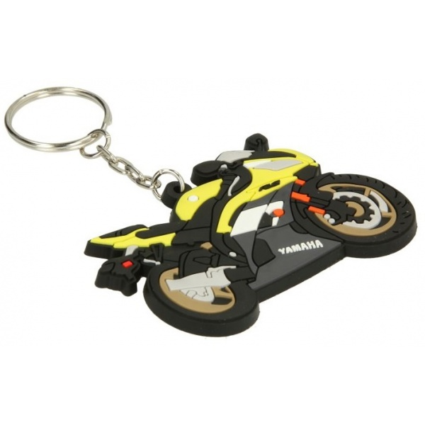 Breloc Cheie Bike It Yamaha YZF-R6 KEYR126