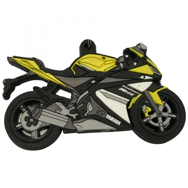 Breloc Cheie Bike It Yamaha YZF-R 125 KEYR98