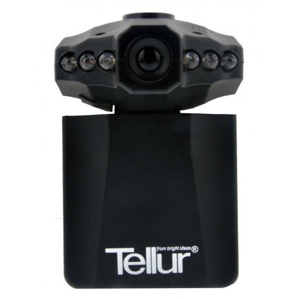 Tellur Camera Video Auto DVR HD Negru 43500505