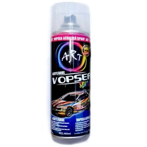 Spray Vopsea Art Lac Protectie 400ML