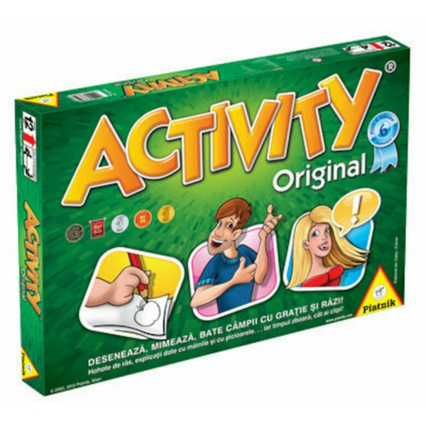 Piatnik Activity Original 2 Ro 12 Ani+ 33505476