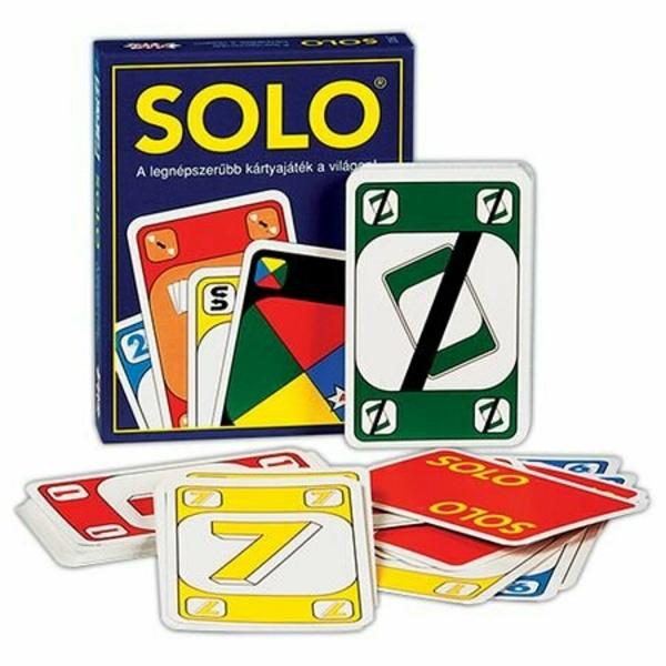 Piatnik Joc De Carti Solo Ro 6 Ani+ 33505562