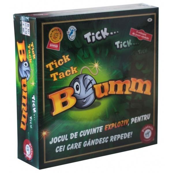 Piatnik Tick Tack Bumm Ro 12 Ani+ 33523534