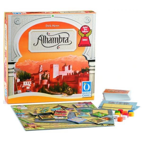 Piatnik Alhambra Ro 3 Ani+ 33528264