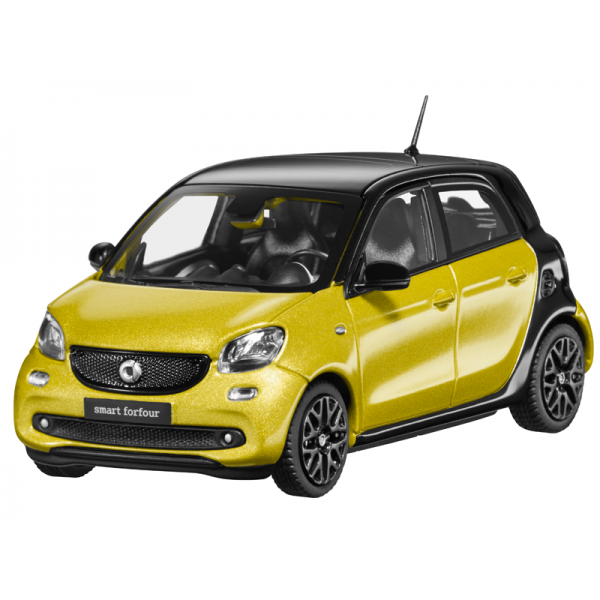 Macheta Oe Smart Smart Forfour Passion 1:43 B66960297