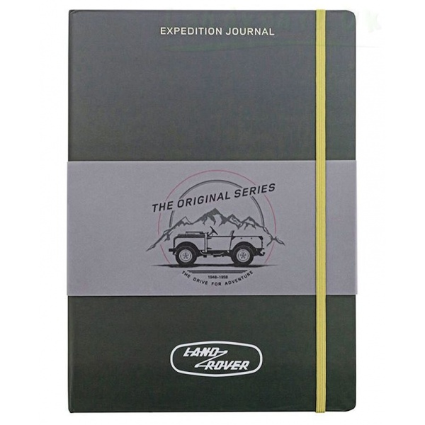 Notebook Oe Land Rover Heritage A4 LFNB050GNA