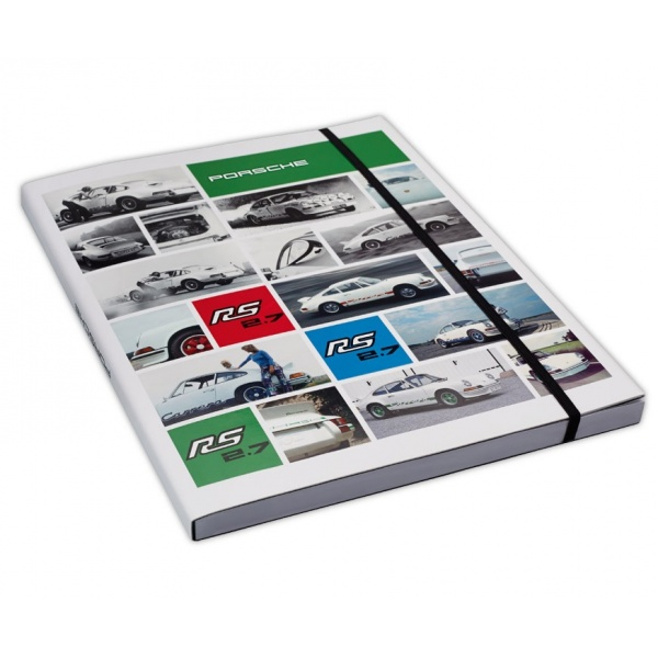 Notebook Oe Porsche RS 2.7 WAP0500500G
