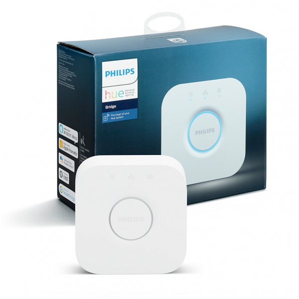 Philips Hue Bridge Applehomekit Eu 929001180601